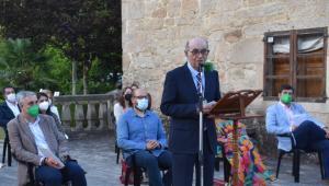 Ames réndelle homenaxe a Ramón Lorenzo